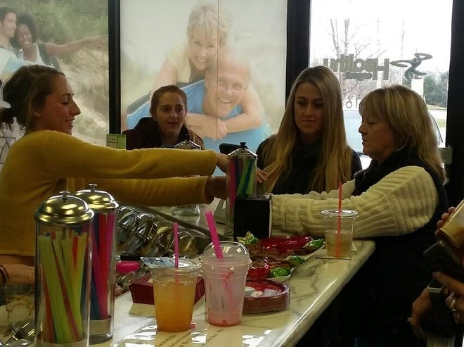 Healthy Hangout, located at 7220 Burlington Pike, had its grand opening on Dec. 6.