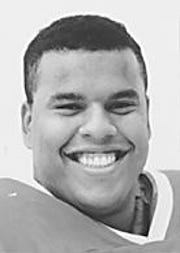 Jefferson Kelley of Colerain was a nominee for LaRosa's 1996 Male Athlete of the Year award.