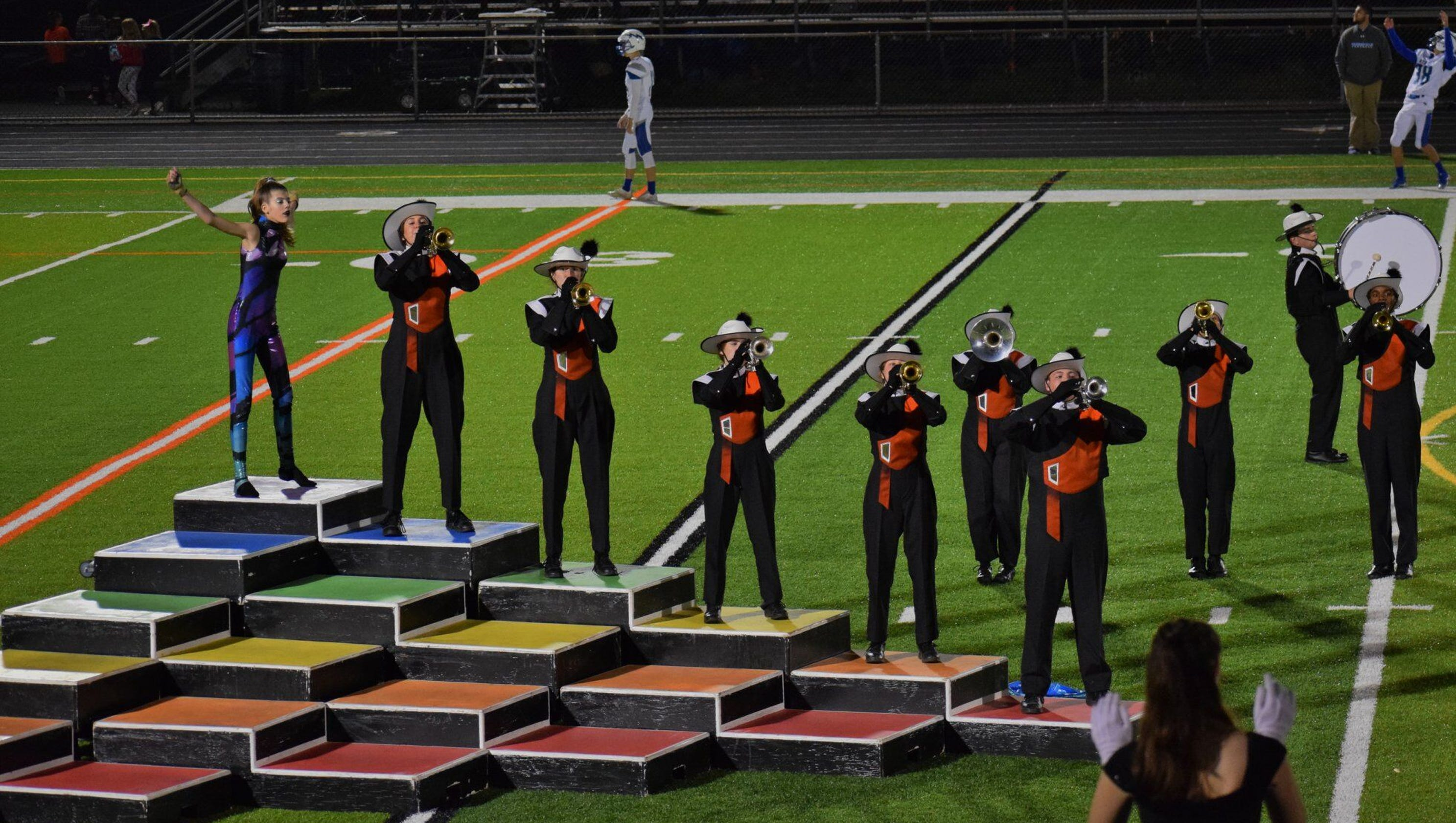 5f8408be Somerville High School marching band tops My Central Jersey poll as best in  Somerset County