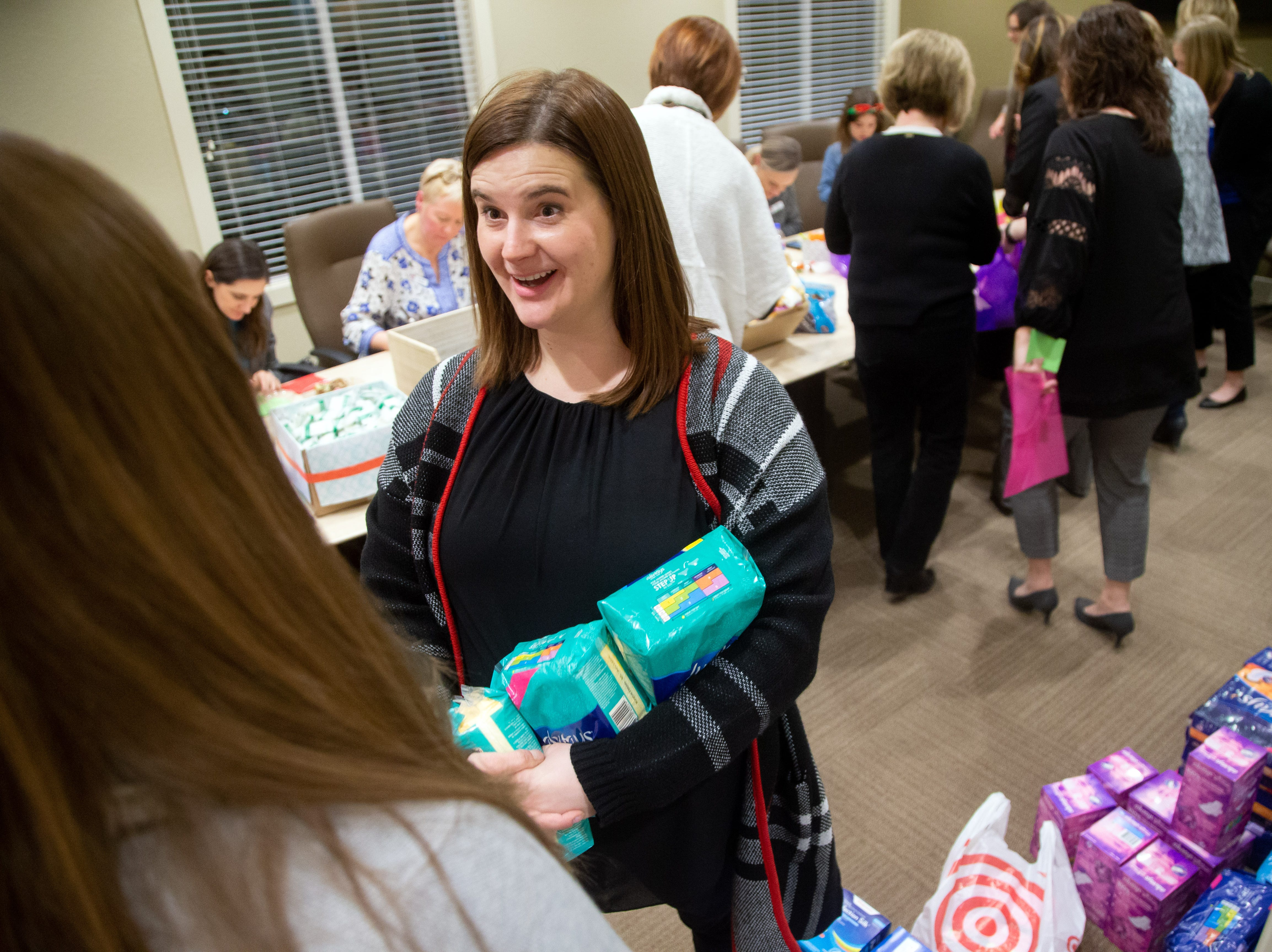 People to Watch: Johnston mother, daughter provide menstrual products to women in need