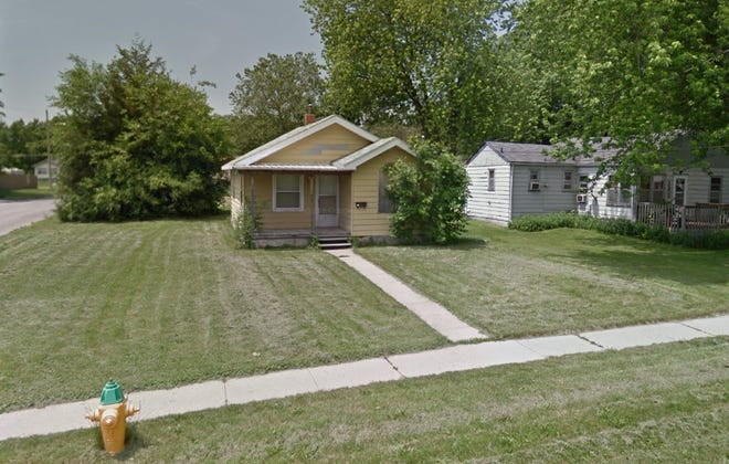 A home at 1302 E. 27th Ct. in Des Moines.