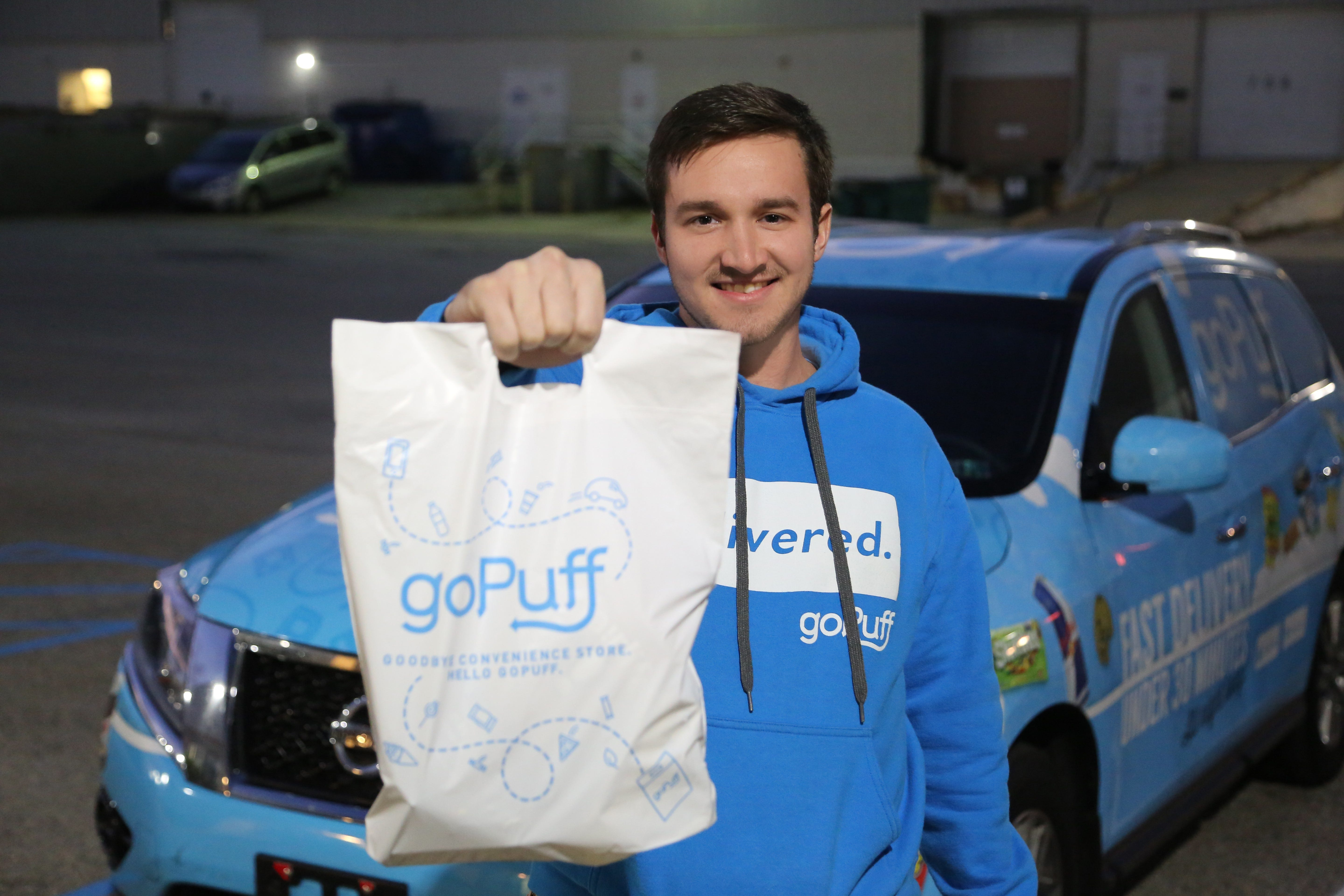 GOPUFF DELIVERY DRIVERS UPDATE
