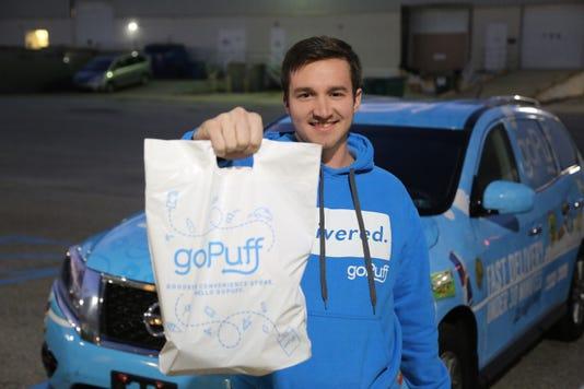 Gopuff Driver