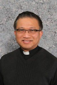 The Rev. Don LaCuesta.