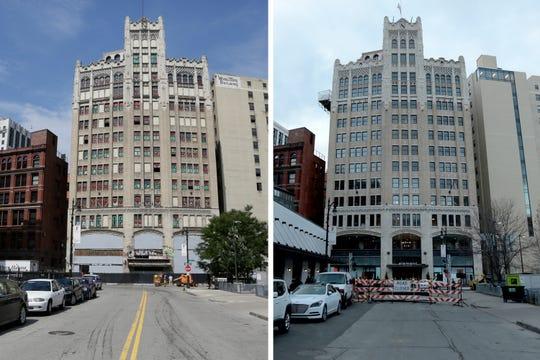 Metropolitan Building, 2014 and 2018