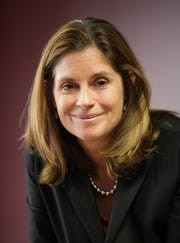 FILE -- Michigan Supreme Court Justice Bridget Mary McCormack photographed Sept. 27, 2012.