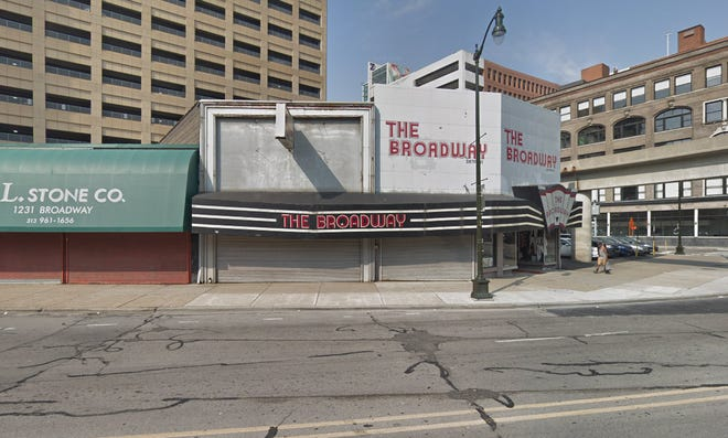 The Broadway, located at 1247 Broadway Street in Detroit, is closing.