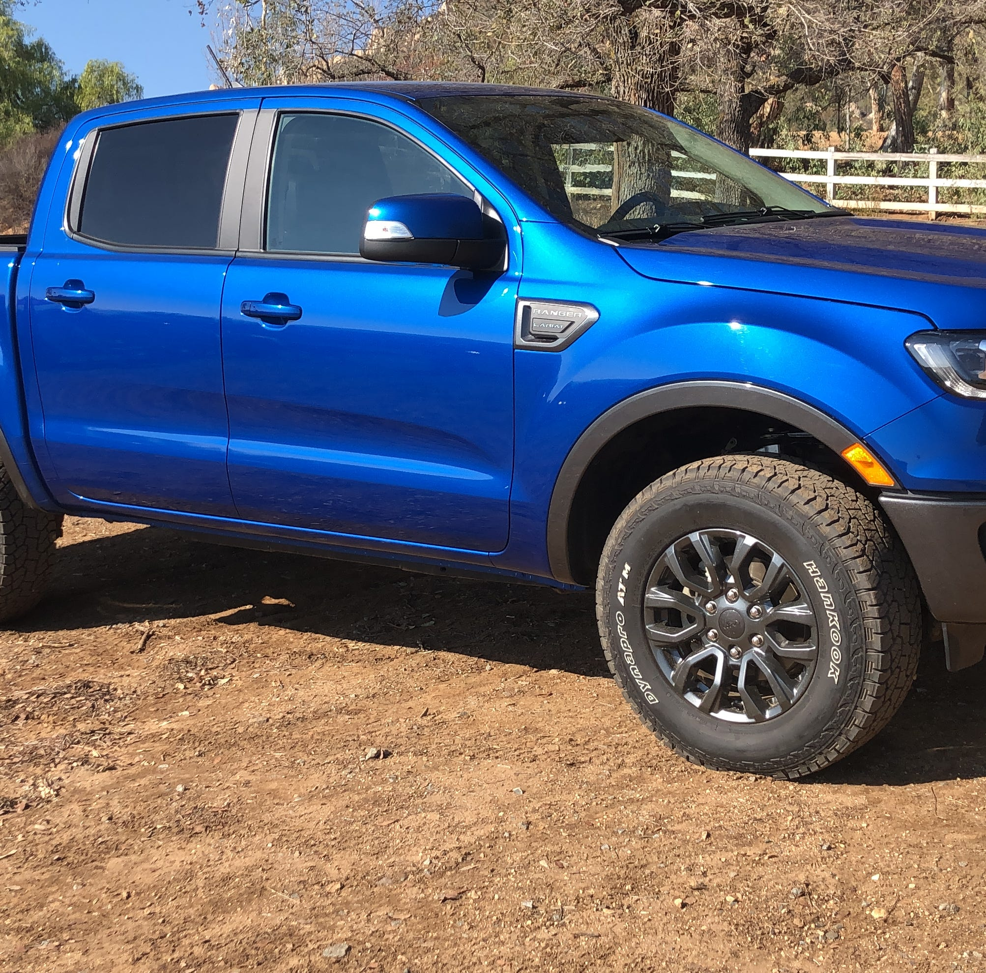 First Drive: 2019 Ford Ranger stakes its claim to be No. 1 midsize pickup