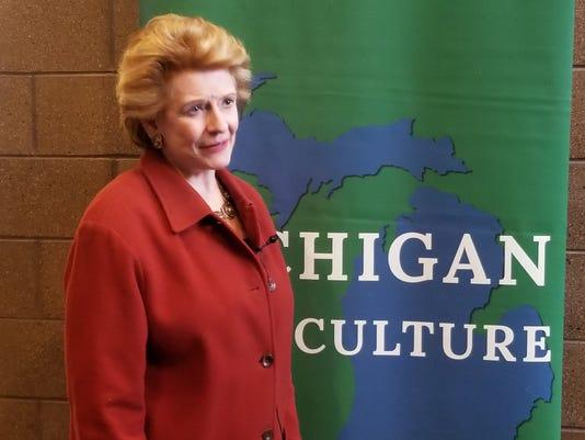 Debbie Stabenow Farm Bill