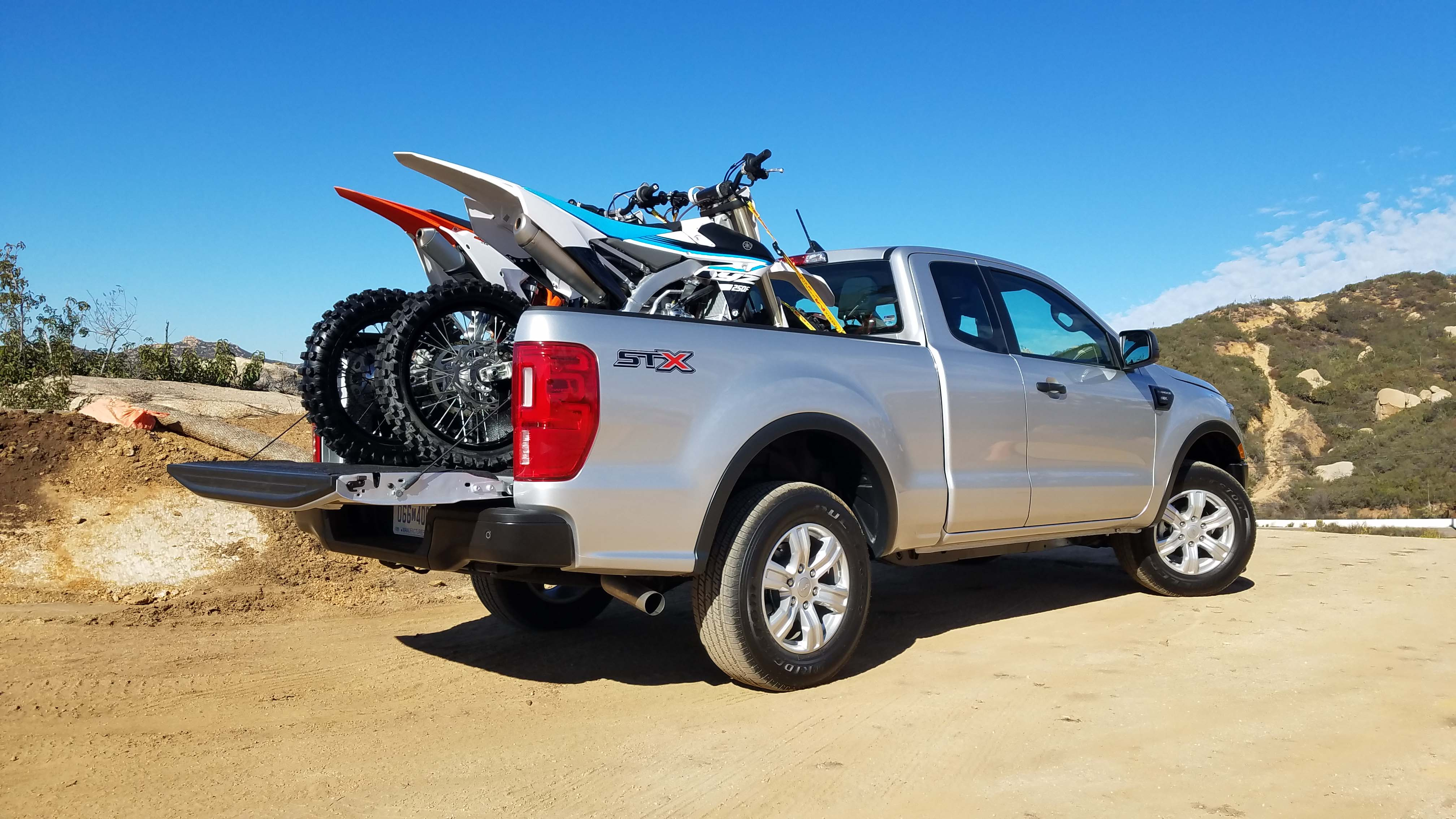 Adventurers wanted. The 2019 Ford Ranger boasts a best-in-class, 1,860-pound payload capacity.