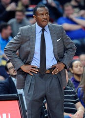 The Pistons hired Dwane Casey as their new head coach after he was fired by the Toronto Raptors.