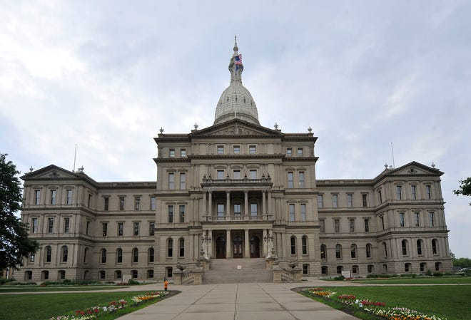 The Michigan Capitol. An effort to reform no-fault auto insurance is getting a last-minute revival during the last week of the Michigan Legislature's lame duck session in a bid to cut nation-leading costs, according to a source familiar with the legislation.
