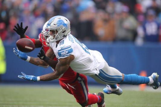 Detroit Lions V Buffalo Bills