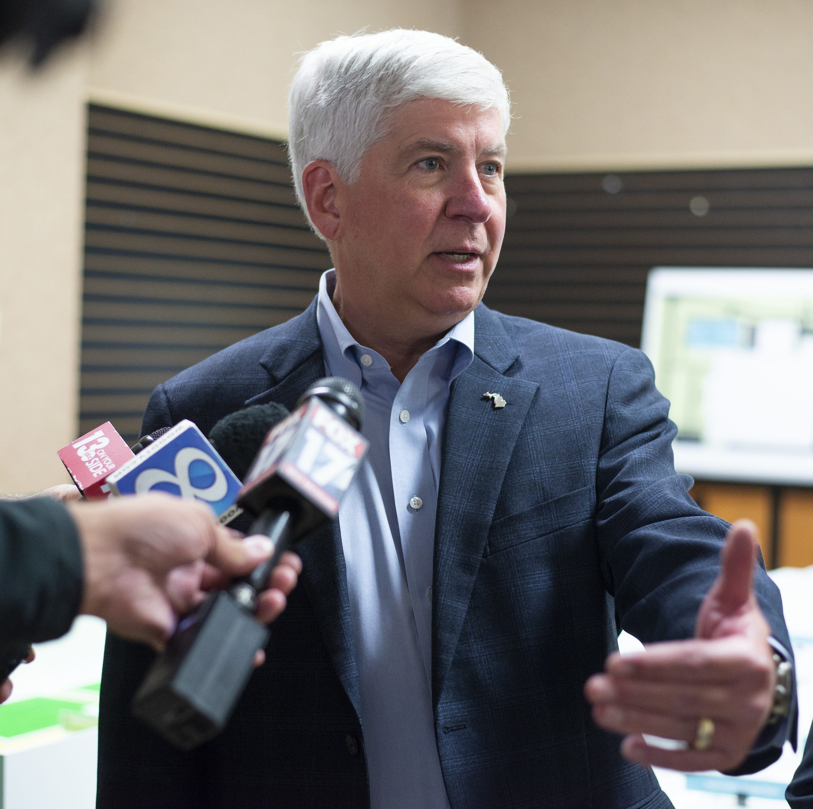 Political Insider: Snyder forgives early campaign loans