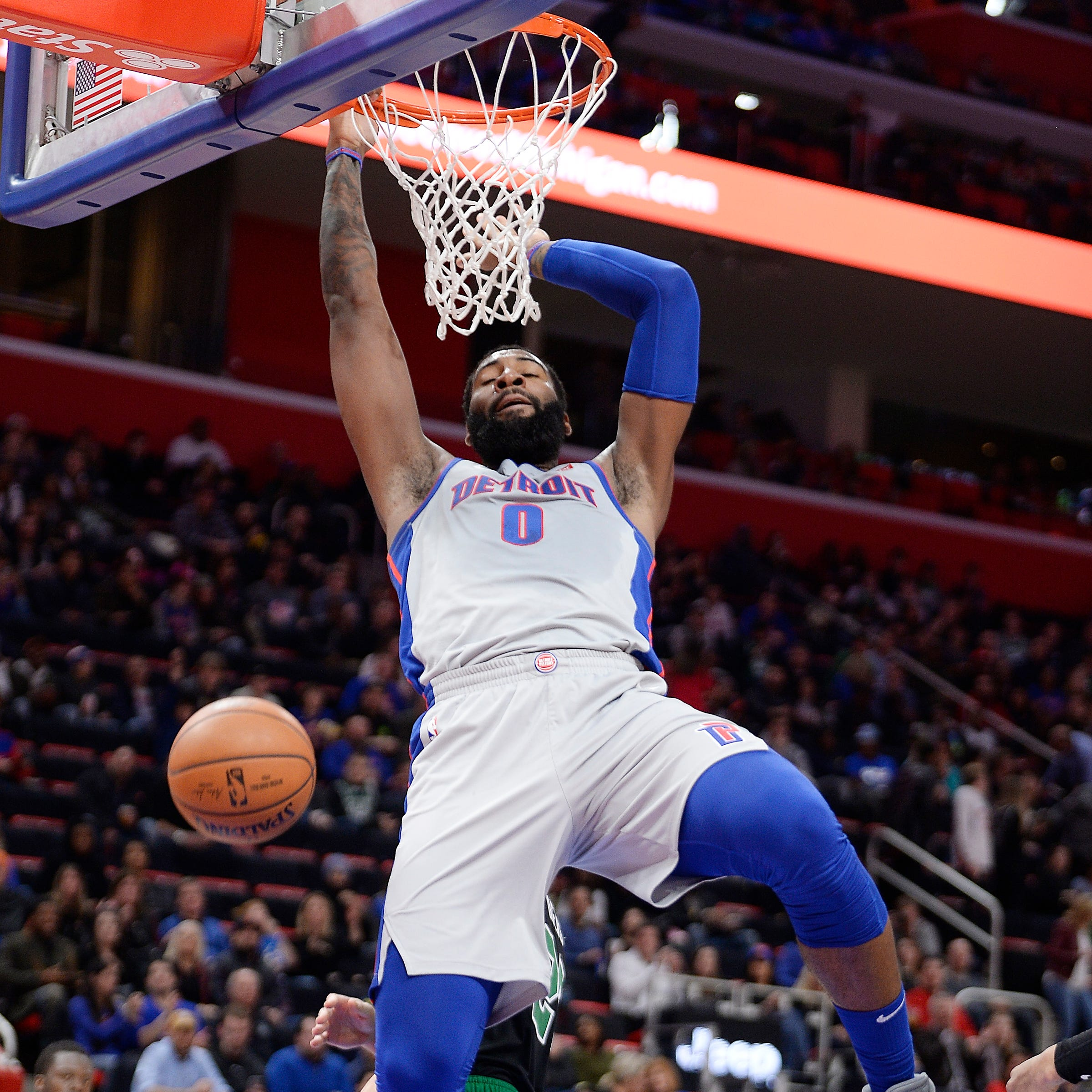 Beard: Major changes won't come quickly for Pistons