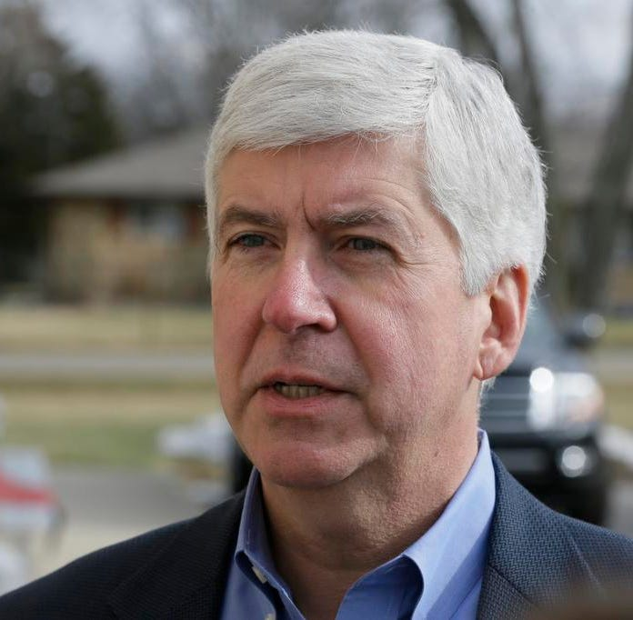 Opinion: Gov. Snyder, stand against assaults on democracy