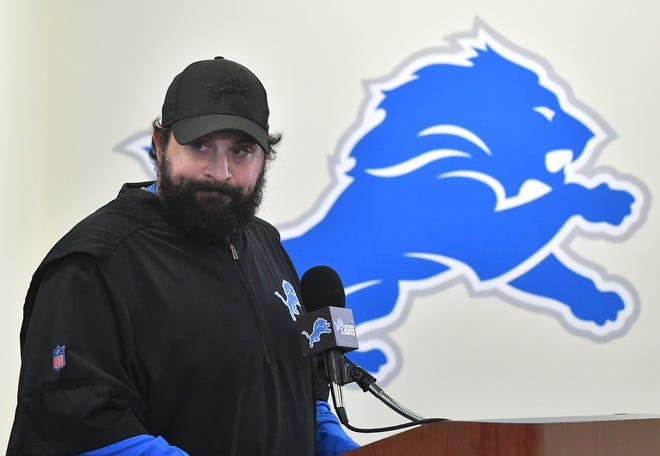 Lions head coach Matt Patricia is off to a 5-9 start in his head-coaching career in Detroit.