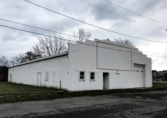 This property on Baldwin Street in Elmira is under consideration for brownfield remediation.