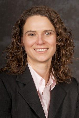 USI's Eileen Weber, Women's Basketball 1994-98