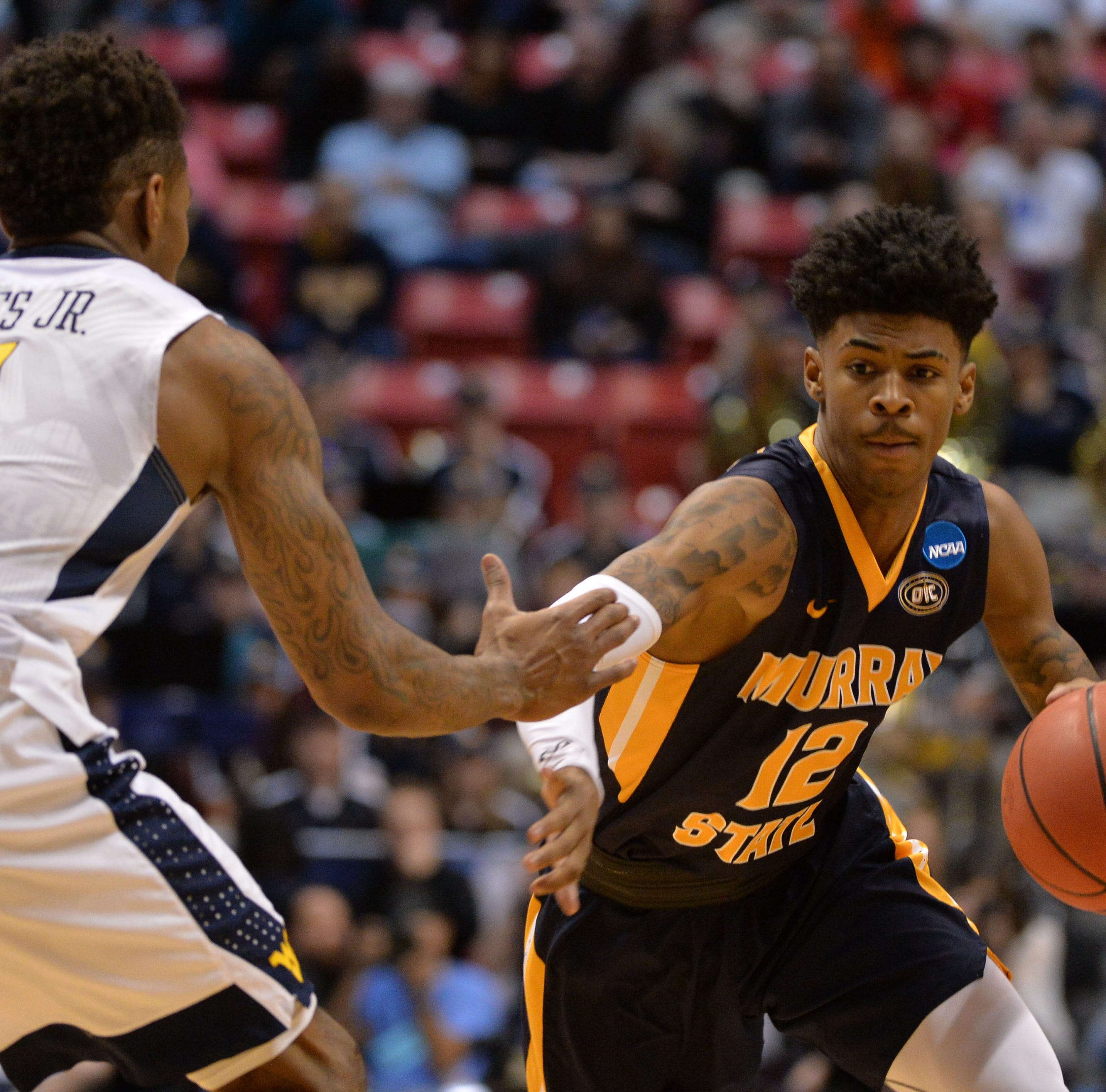 Next task for the Aces? Figuring out how to defend future NBA lottery pick Ja Morant of Murray State