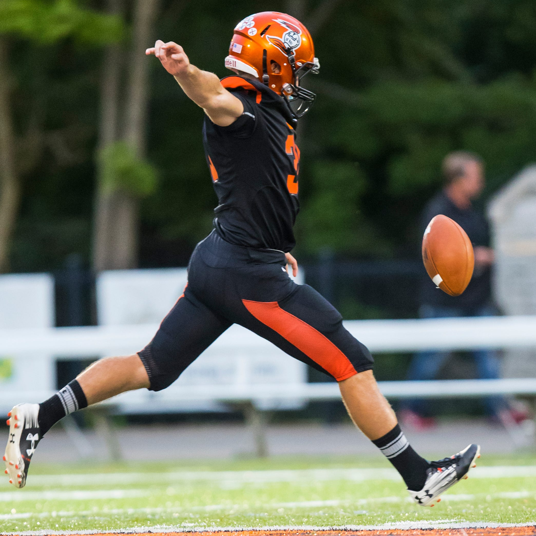 Clyde grad Baker makes three All-America lists for Heidelberg