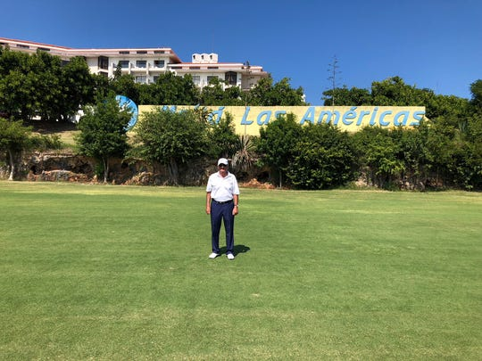 Pat Montana traveled with Cuba Educational Travel in late October to take part in the 10th edition of the Grand Tournament of Cuba Golf 2018.