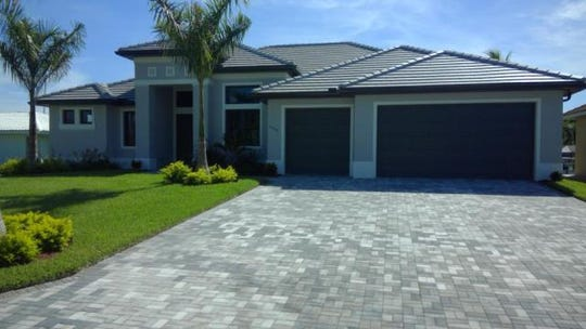 This home at 5259 Tamiami Court, Cape Coral, recently sold for $735,000.