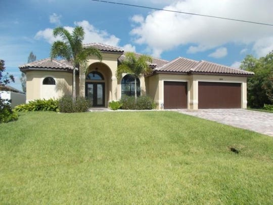 This home at 3802 SW 17th Ave., Cape Coral, recently sold for $590,000.