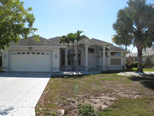 This home at 424 SE 29th St., Cape Coral, recently sold for $480,000.