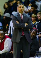 Mike Anderson, in his seventh season as Greenville's coach, directed the Red Raiders to a 21-3 record and a region title a year ago.