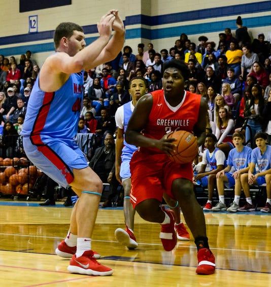 Greenville Southside Basketball