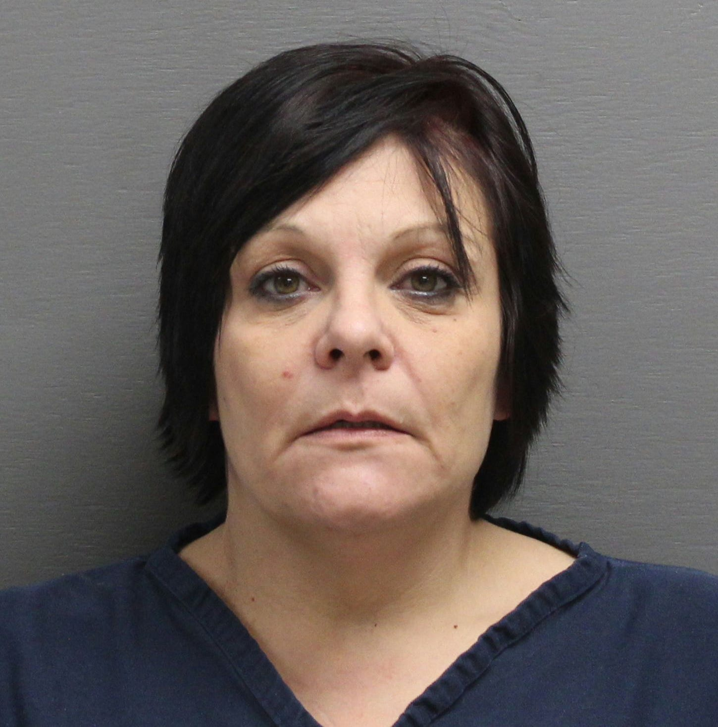 Woman arrested on meth charges after routine traffic stop