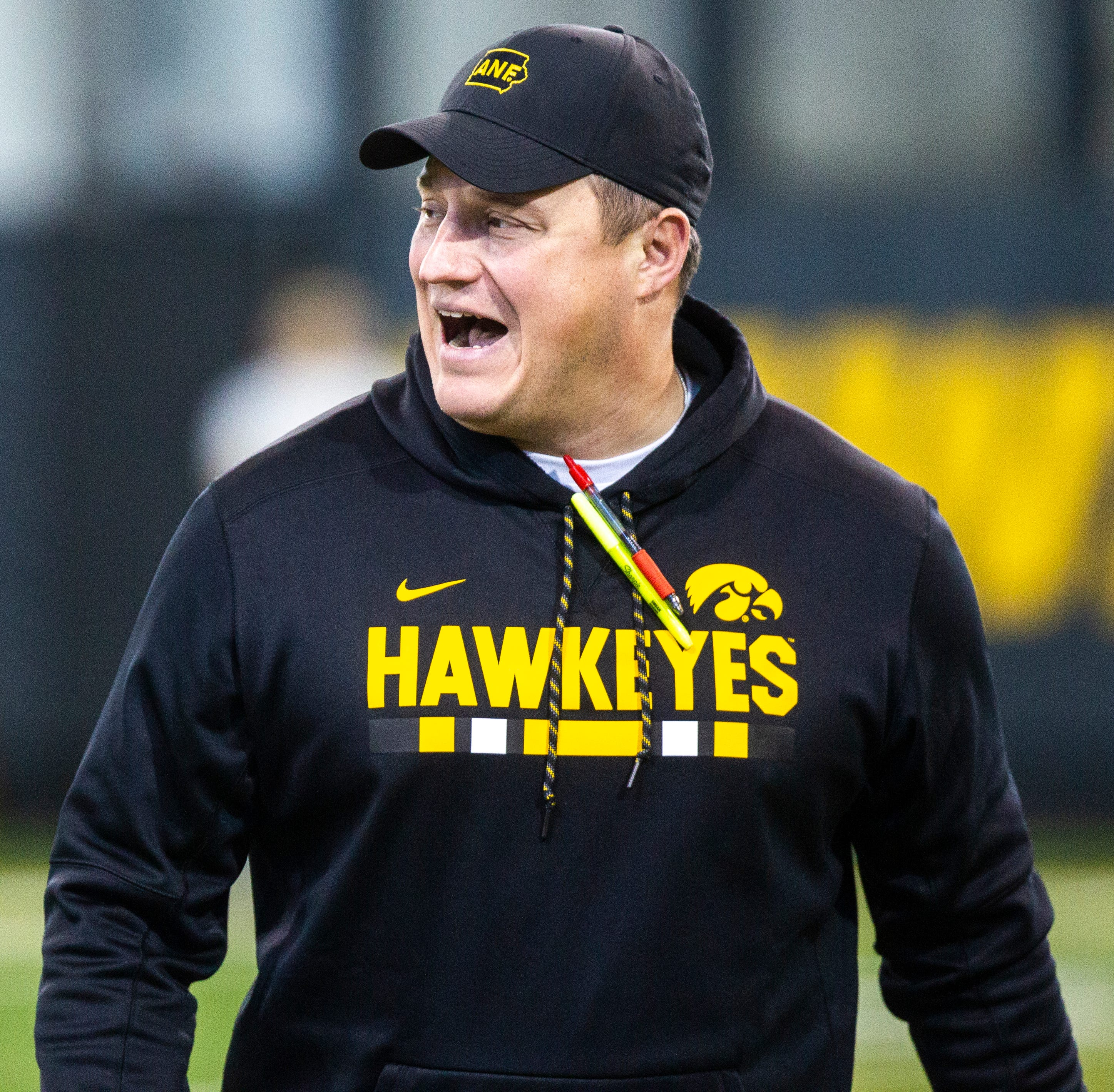 Leistikow: What would it take for Brian Ferentz to become Iowa's next head football coach?