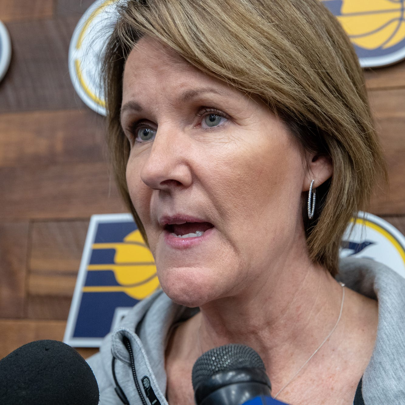 Pacers Kelly Krauskopf's new job is to build championship culture