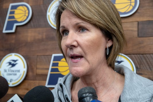 Kelly Krauskopf Named First Female Assistant General Manager In Nba History