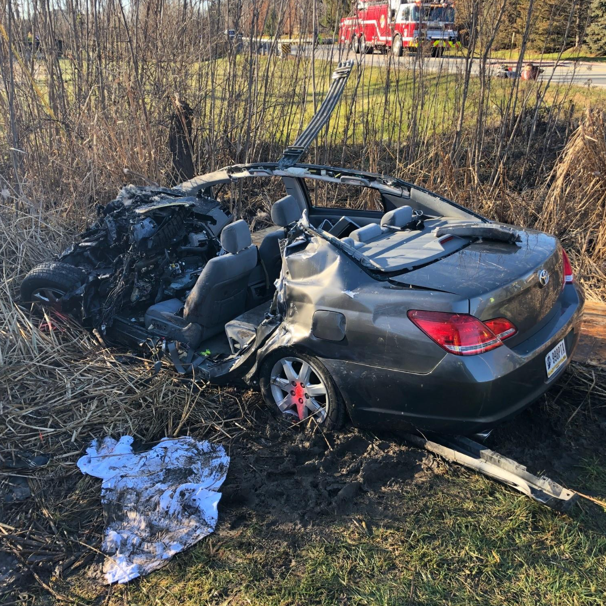 46-year-old Indianapolis man dead after head-on crash in Boone County