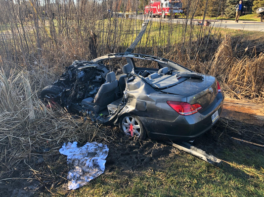 Fatal crash in Boone County