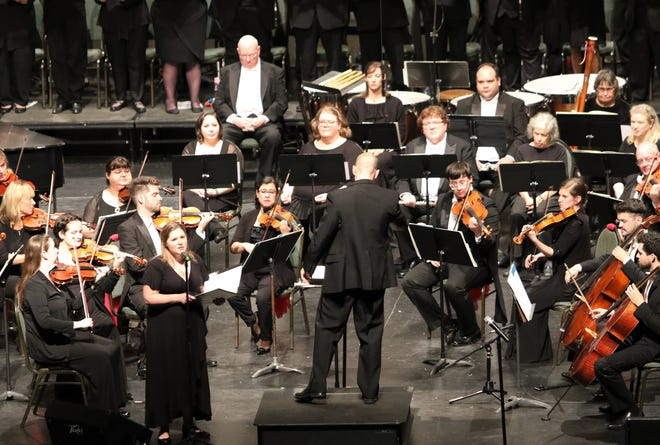 This weekend marks the first of four Pops concerts this season for the Jackson Symphony.