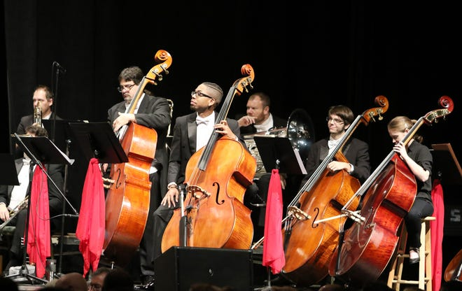 The Jackson Symphony will have its first Pops concert this weekend on Saturday, followed by another concert on Sunday.