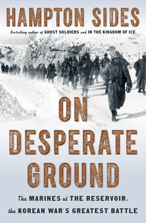 """""""On Desperate Ground"""""""