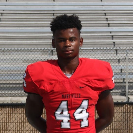 Maryville's Tee Hodge is No. 4 in the Knox News' Elite 8, a collection of the top college football prospects in the Knoxville area.