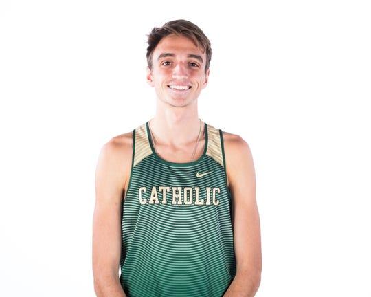 Jake Renfree of Catholic