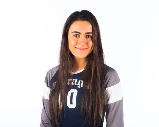 Girls Volleyball Caroline Bower Nominee