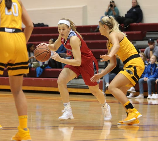 Hartland's Lexey Tobel made the Horizon League All-Freshman basketball team for the University of Detroit Mercy.