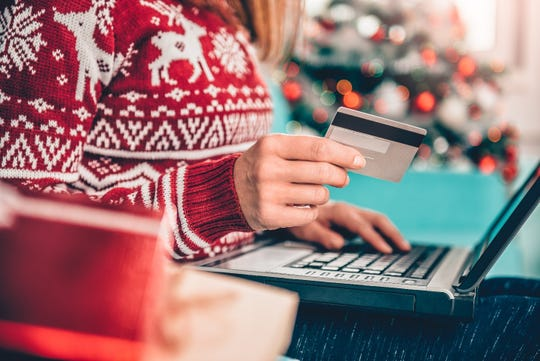 Take safety precautions when shopping online this holiday season.