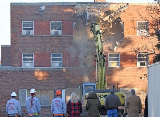 Ymca Demolition