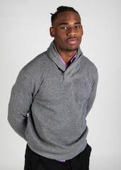 Eric Gray is a senior at Lausanne Collegiate School