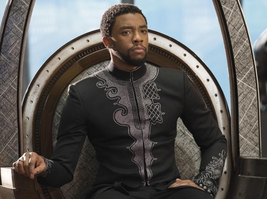 'Black Panther' first superhero movie to get best picture nomination