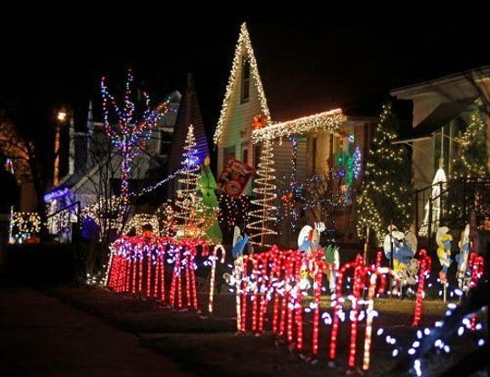Candy Cane Lane in West Allis goes dark Dec. 26.