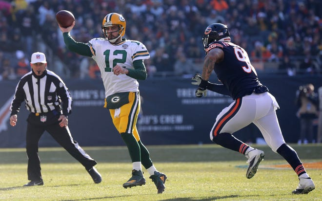 Some national experts say Aaron Rodgers has led the Green Bay Packers to elite status in the NFC.